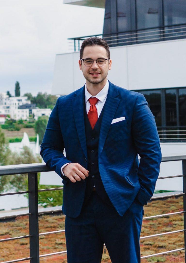 Finanzierungsexperte Murat Pekcan aus Gevelsberg
